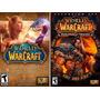 World Of Warcraft + Warlords Of Draenor Digital Para Pc/mac