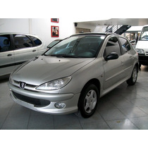 Peugeot 206 2007 1.6 Xt Premiun 5ptas Financiacion Permutas