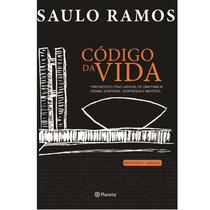 Livro Código Da Vida - Saulo Ramos