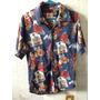 Camisa Elvis Presley Blue Hawaii Original Colección S Adulto
