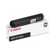 Cartucho Toner Canon Gpr-22 (vacio) Nunca Recargado