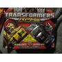 Transformers : Bumble Bee Y Barricade Tamaño Chico