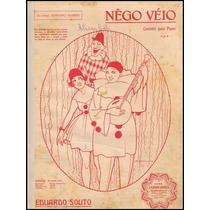 Partitura - Catêrêtê - Nêgo Véio - Arte De Belmonte