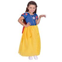Disfraz Blancanieves Con Licencia Disney - L De Z - Zona Sur