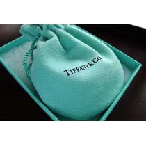 Caja Con Bolsa Tiffany Regalo Joyeria Bisuteria