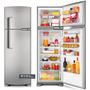 Geladeira Brastemp Clean Frost Free 378 Litros Platinum 220v