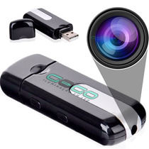Pendrive Espião Camera Filma Sensor Moviment Grava Voz I 010