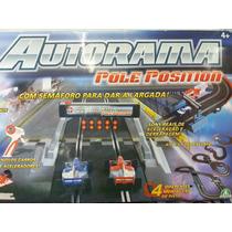 Autorama Estrela Pole Position - Novo Fabricação 2008