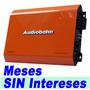Amplificador 2400w Marca Audiobahn 4ch Para Woofer Y Bocinas