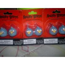 Gomas / Borradores Angry Birds En 3 D, Tipo Rompecabezas Dmm