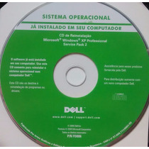Cd Windows Xp Professional Sp2 - Original - Baixamos O Preço