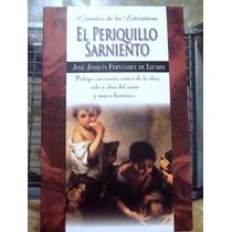 El Periquillo Sarniento José Joaquín Fernandez De Lizardi