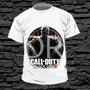 Remeras Video Juego Call Of Duty