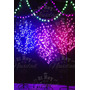 Arbol Navidad 1,80mts Luminoso Luces Led Rosa Flor Cerezo