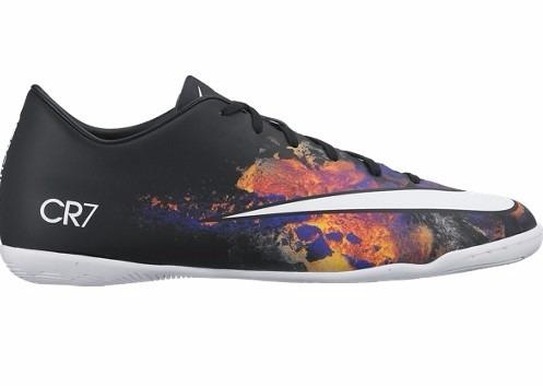 bd1fdb2b95 Chuteira Nike Mercurial Victory V Cr7 Ic - Original - Futsal - R  249