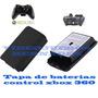 Tapa De Baterias Control Xbox 360 *nuevos*