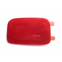 Par De Aplique Refletor Parachoque Fiat Uno Way Vivace 2011/