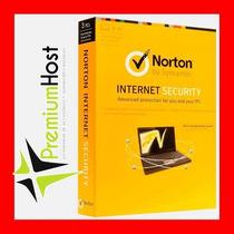 Norton Internet Security Español Ultima Version 1 Año 1 Pc