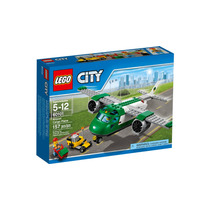 Lego City Avion De Cargo De Aeropuerto 157pcs Original