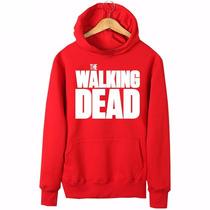 Blusa Casaco The Walking Dead De Frio Promoção!!!
