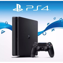 Ps4 500gb Playstation 4 Slim Play 4 Sony 3d Bluray