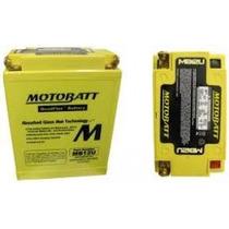 Bateria Motobatt Mb12u - Bmw Gs 650 - Cb400/450, Xt600z