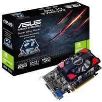 Placa Video Gt 740 2gb Ddr3 Asus Geforce Hdmi Pci-e 3.0