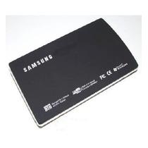 Disco Duro Externo Samsung 320 Gb + Estuche. Respaldos Mdj
