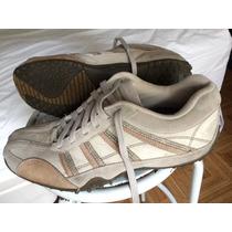 Sapato Skecchers Marrom Claro Tam 42 Importado Dos Eua Lindo