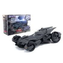 Batimovil Jada Toys - Metals Die Cast - Batman Vs Superman