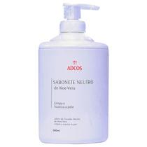 Adcos Sabonete Neutro De Aloe Vera