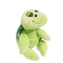 Tartaruga De Pelúcia Cabeçuda Bebê Criança Fofy Toys