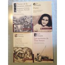 Diario De Ana Frank / Cuentos Hermanos Grimm Paquete 4 Libro