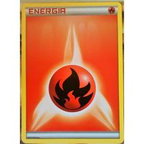 Energía De Fuego -