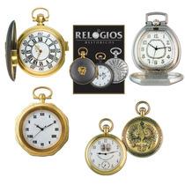 Coleção Relógios De Bolso Históricos - Planeta Deagostini