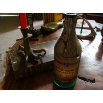 Botella Antigua De Coñac Napoleon Reserva 1802