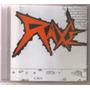 Raxe - Raxe ( Heavy Metal Mexicano ) Cd Rock