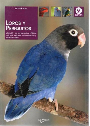 Loros Y Periquitos. Gianni Ravazzi - $ 330.00 en Mercado Libre