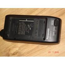 Cargador Panasonic Pv-a18, Para Pilas De Videocamara Vmj