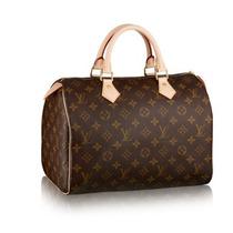 Nueva! Louis Vuitton Speedy 100% Original Bolsa Lv Autentica