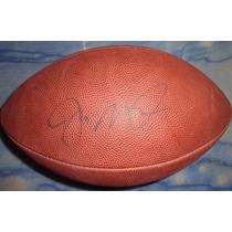 Balon Firmado Joe Montana San Francisco 49ers Wilson Nfl