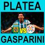 Entradas Argentina Vs Paraguay Eliminatorias- Plateas -