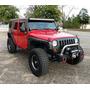 Barra De Leds 4x4 Off Road 50 Pulgadas 300w Especial Jeep