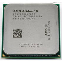 Amd Athlon Ii X2 220 2 Nucleos Socket Am3 Centro Y Pais