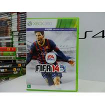 Fifa 14 2014 Original Para Xbox 360 Usado Menor Preço