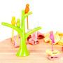 Pinches Picadas Pajaritos Arbolito Diseño Cocina Macomregalo