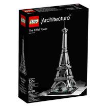 La Torre Eiffel Lego Set # 21019 Nuevo Sellado En Caja