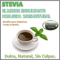 Stevia Hoja Dulce Organico 100gr Paga En Efectivo Monterrey