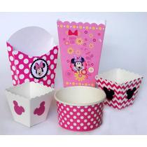 Minnie Mickey Dulceros Bautizo Nacimiento Primera Comunión