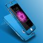 Capa Capinha Case Iphone 7 Frente E Verso Varias Cores Top